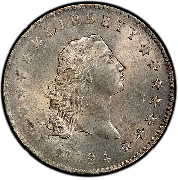 1794 obv morelan Legend Sells Cardinal Collection 1794 Dollar, Acquires Spectacular Dakota 20th Century Collection