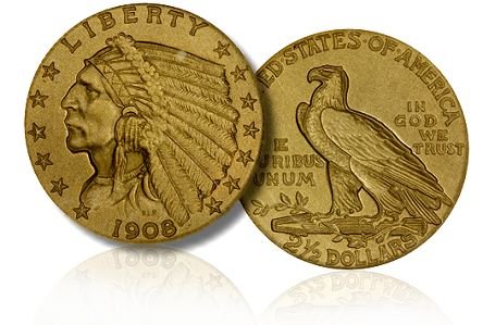1908 250 matte pr waldman Coin Rarities & Related Topics: The Auction of the Irwin Waldman Collection