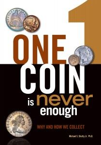 OneCoin New Book from Krause Publications: One Coin is Never Enough