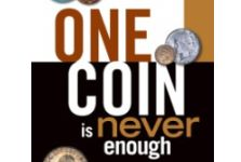 New Book from Krause Publications: One Coin is Never Enough