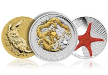 The Perth Mint September 2011 Releases