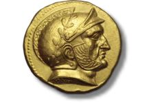 'First Hellenistic Gold Coin Ever Struck' To Be Auctioned In London On October 2nd