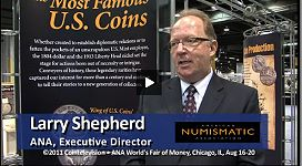 Chicago ANA Largest Coin Show Ever Held
