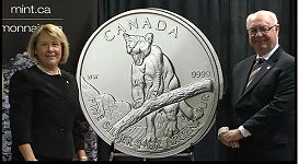 ANA World Mint Theater: Royal Canadian Mint