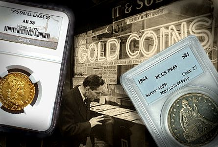 coin dealer shop The Coin Analyst: How to Sell Your Coins and Work with Coin Dealers