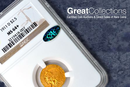 GreatCollections Announces Record Sales for August – $828,000