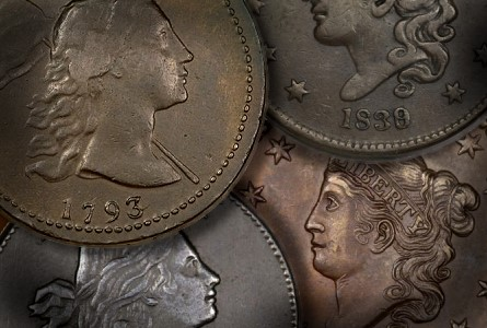 Coin Rarities & Related Topics: The Al Boka Collection of Large Cents 'By Date'