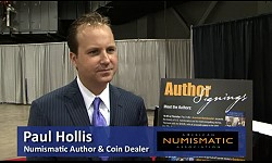 New Book about Numismatic History by Paul Hollis