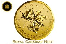 Royal Canadian Mint: The Making of the World's Largest Gold Coin