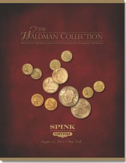 waldman collection catelog Coin Rarities & Related Topics: The Auction of the Irwin Waldman Collection