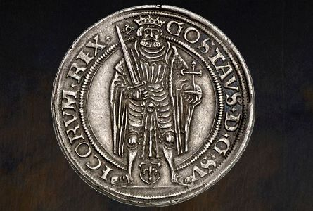Gustav coronation Gustav I coronation coin brings $240,000 in Kuenkers auction