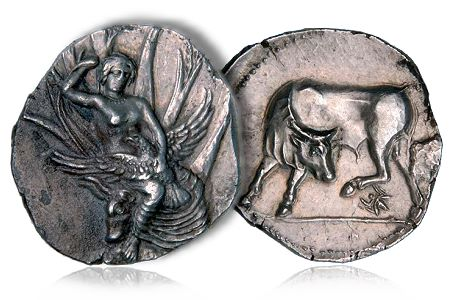 MortonEden1 Ancient Cretan stater coin brings $479,000 World Record price at Morton & Eden