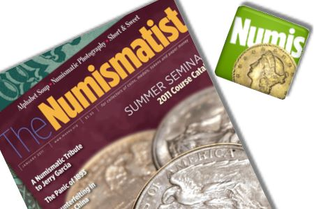 NumismatistApp The Numismatist now available in the Android Market