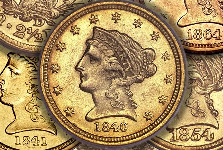 Rare Liberty Head Quarter Eagles in the Heritage October 2011 Sale: An Analysis