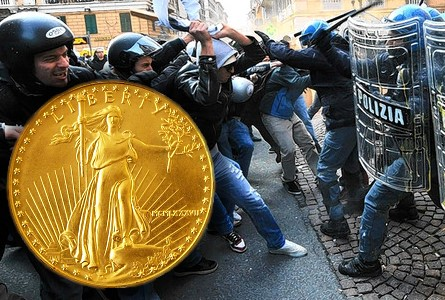 new normal The Coin Analyst: The European Crisis Helps to Create a New Normal in Precious Metals