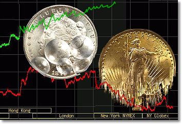 Daily Bullion Market Update 10/17/11