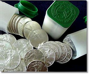 silver eagles tubes The Coin Analyst: Precious Metals Rebounding After Recent Decline