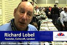 Richard Lobel of CoinCraft discusses Collecting Paper Money in Europe