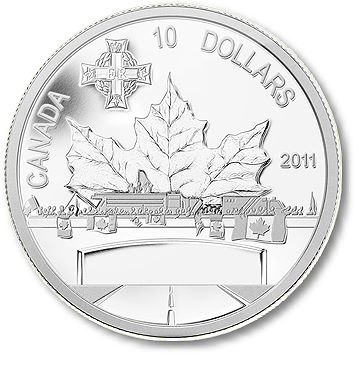 HighwayofHeros Royal Canadian Mint Unveils Highway of Heros Silver Commemorative Coin