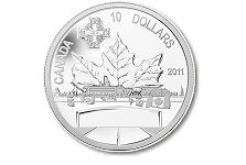 Royal Canadian Mint Unveils Highway of Heros Silver Commemorative Coin