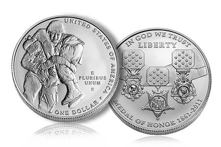 MedalofHonor Foundation Praises 11th Hour Medal of Honor Coins Purchase