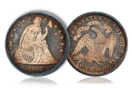 SteveRoachTeich Long held Coin Collections Can Teach Lessons in Originality