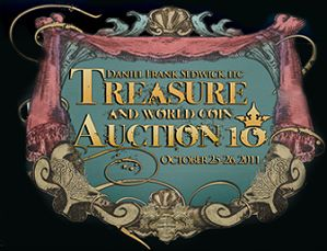 TreasureAuction10 Daniel Frank Sedwick   Treasure and World Coin Auction #10 was a success!