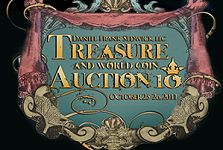 Daniel Frank Sedwick – Treasure and World Coin Auction #10 was a success!