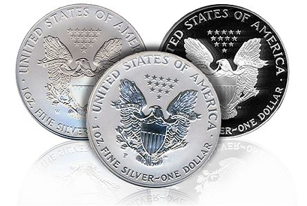 ase 25th detail The Coin Analyst: Update on 25th Anniversary Silver Eagle Sets
