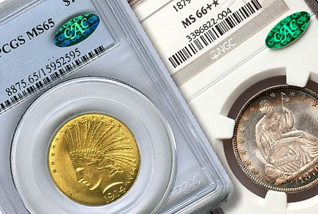 Coin Grading – Practice Your Grading Skills