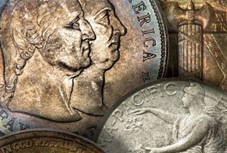 "U.S. Mint ""Early"" Commemorative Legal Tender Coins Offer Eye-Catching Investment Potential"