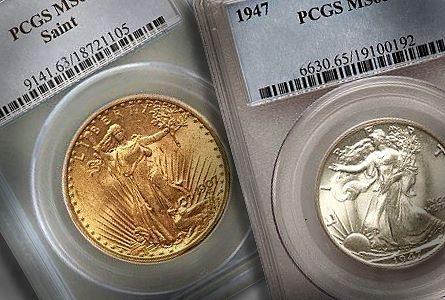 Legend Numismatics Early November Market Report