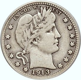 gr barber25c Coin Rarities & Related Topics: Assembling Sets of Silver Coins, part 2, Quarters