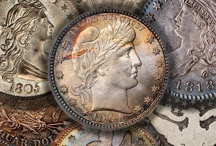 Coin Rarities & Related Topics: Auction Results for Quarters in Baltimore