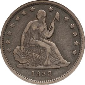 gr seated25c Coin Rarities & Related Topics: Assembling Sets of Silver Coins, part 2, Quarters