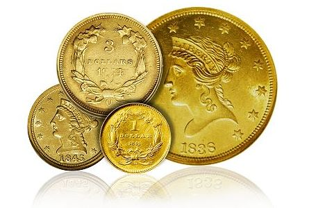 Collectible Gold Coins Performed Superbly During the 1970's Inflationary Spiral