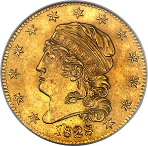 1828 7 5 fun12 Coin Rarities & Related Topics: The Harvey Jacobson Collection of Capped Head Half Eagles