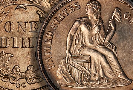 Only the Second Complete Set of Carson City Coinage To Be auctioned by Stack's Bowers