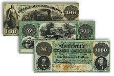 William H. Kelly Collection of Confederate Notes and Southern Obsoletes headlines Heritage Orlando FUN Currency Auction