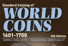 Standard Catalog of World Coins 1601-1700 Now Available