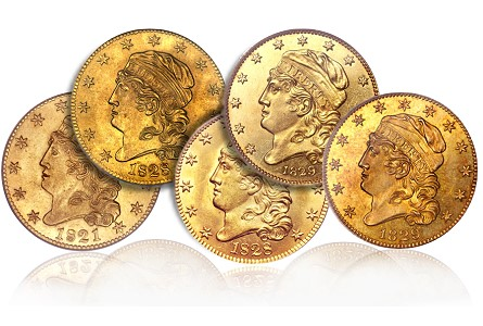 Coin Rarities & Related Topics: The Harvey Jacobson Collection of Capped Head Half Eagles
