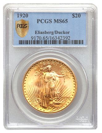 ducker 20 20 Coin Rarities & Related Topics: The Saint Gaudens $20 gold coins (Double Eagles) of Dr. Steven Duckor
