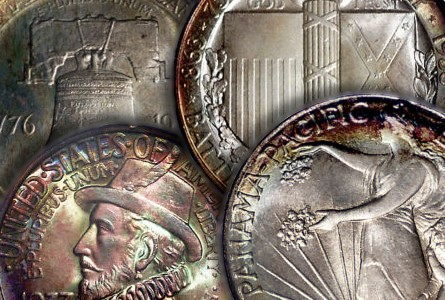"Their Market is Dead: ""Early"" Commemorative Silver Half Dollars Can Now Be Bought For ""Pennies on the Dollar""!"