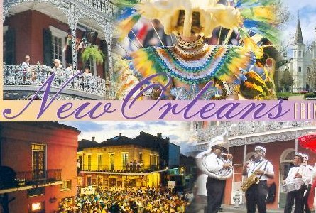 new orleans New Orleans chosen as 2013 Spring National Money Show site