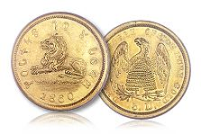 Three 19th Century Numismatic Rarities Anchor Feb. 2-5 Heritage Long Beach Auctions