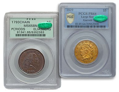 PCGSFUN2012 PCGS Certified Coins Set Records at FUN 2012 Auctions