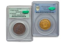 PCGS-Certified Coins Set Records at FUN 2012 Auctions