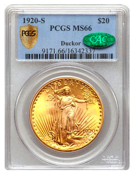 ducker 20 s 20 fun12 Coin Rarities & Related Topics: $1.38 Million Auction Record for a $5 gold coin