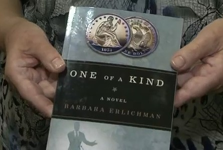 "New Novel About Coin Collecting, ""One of a Kind"""