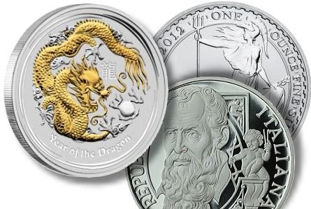 The Coin Analyst: 2011 World Coins of the Year